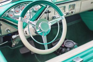 Photo of a car dashboard. It's an analogy for a measurement dashboard.