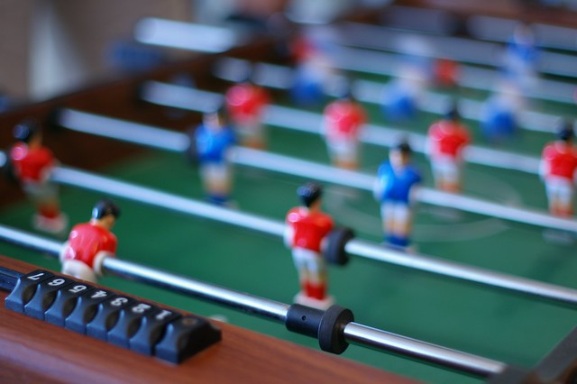A foosball table is not necessarily a good sign of a caring culture.